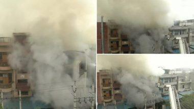 Delhi Fire: সিলিন্ডার ফেটে ফের ভয়াবহ অগ্নিকাণ্ডের সাক্ষী থাকল রাজধানী দিল্লি, জ্বলে গেল ২ টি জুতোর কারখানা