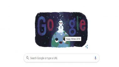 Winter Solstice 2019: শুভ শীতকাল, বছরের সবচেয়ে ছোট দিনকে আহ্বান জানাল গুগল ডুডল