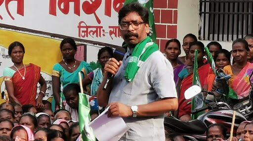 Jharkhand Exit Poll Results For Assembly Elections 2019: ঝাড়খণ্ডে সরকার গড়তে পারে কংগ্রেস-জেএমএম-আরজেডি জোট, এক্সিট পোলে পিছিয়ে বিজেপি