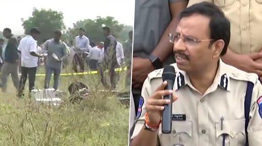 Police On Hyderabad Encounter: 'আইন তার কর্তব্য পালন করেছে', হায়দরাবাদ এনকাউন্টার নিয়ে জানালেন সায়বেরাবাদের পুলিশ কমিশনার ভিসি সাজ্জানার