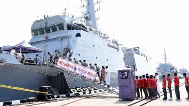 Indian Navy Day 2019: দেশরক্ষায় নৌবাহনীর সাহসিকতা প্রশংসা যোগ্য, নৌসেনা দিবসে রইল গৌরব গাথার ঝলক