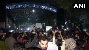 Jamia Millia Islamia University Violence: জামিয়ার পাশে দেশের ছাত্রদল রবিবার রাতেই পথে নামল জেএনইউ, সতীর্থের সমর্থনে পাটনা, হায়দরাবাদ, কলকাতার ছাত্ররা