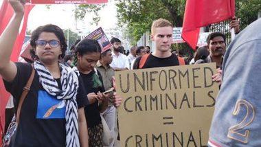 German Student From IIT Madras: সিএএ বিরোধী বিক্ষোভে অংশ নেওয়াই কাল হল, আইআইটি মাদ্রাজের জার্মান ছাত্রকে ভারত ছাড়ার নির্দেশ