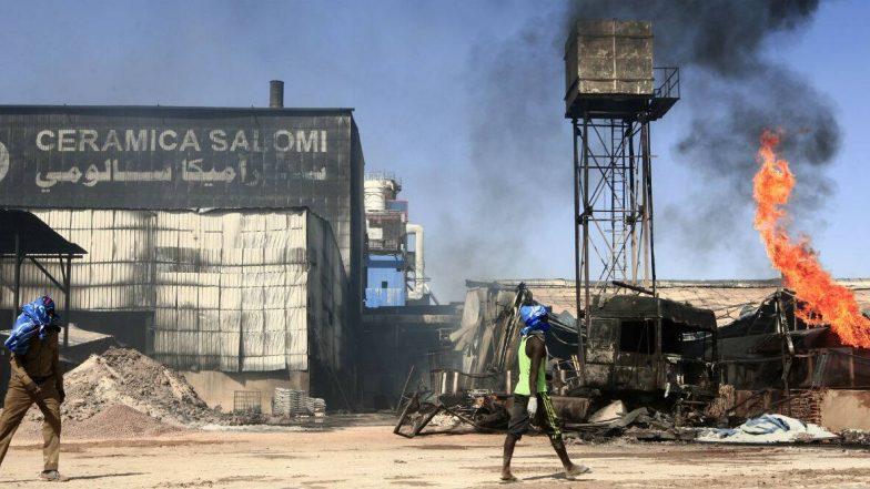 Sudan Factory Blast: সুদানের রাজধানী খার্তুমে কারখানায় বিস্ফোরণ, কয়েকজন ভারতীয়সহ মৃত ২৩