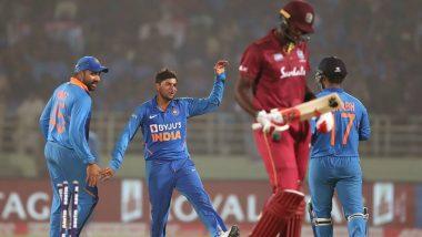 IND vs WI 2nd ODI 2019: রোহিত শর্মা-লোকেশ রাহুলের সেঞ্চুরি, কেদার যাদবের হ্যাটট্রিক; ১০৭ রানে ম্যাচ জিতে সিরিজে সমতা ফেরাল ভারত