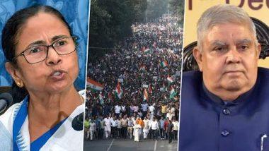 CM Mamata Banerjee-Governor Jagdeep Dhankhar: মুখ্যমন্ত্রী ও রাজ্যপালের চিঠিতে বাদানুবাদ, আলোচনা হবে কিনা তা নিয়ে কাটল না ধোঁয়াশা