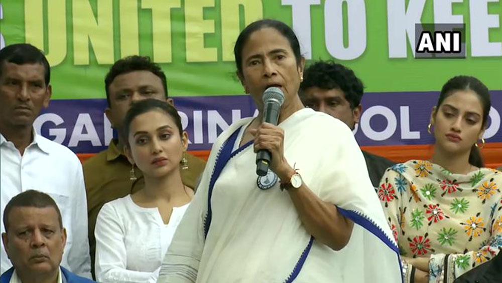 CM Mamata Banerjee: সিএএ-র বিরোধিতার মাঝে মমতা ব্যানার্জির মমতাময়ী টুইট, রবীন্দ্রনাথ ঠাকুরের 'জন গণ মন' নিয়ে গর্ব প্রকাশ