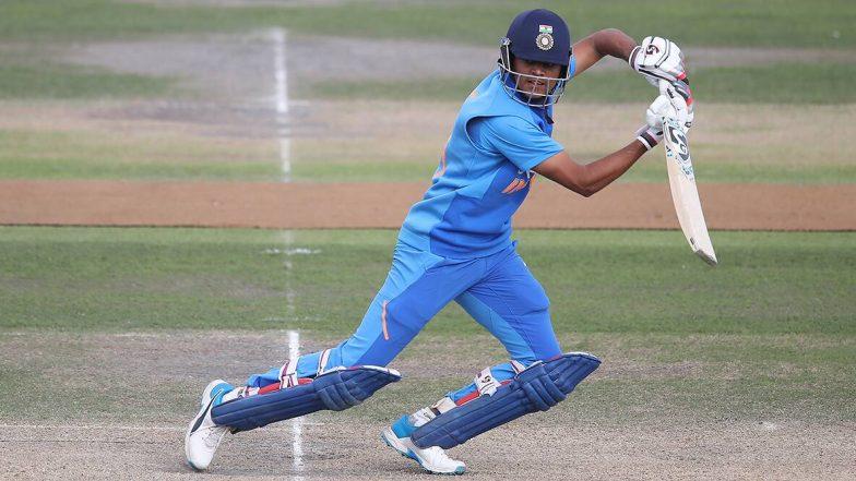 ICC Under-19 World Cup 2020: অনূর্দ্ধ-১৯ বিশ্বকাপের অধিনায়ক প্রিয়ম গর্গ, রইল বাকি খেলোয়াড়দের তালিকা