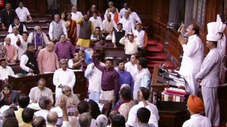 Citizenship Amendment Bill in Rajya Sabha Today: নাগরিকত্ব সংশোধনী বিল আজ রাজ্যসভায়, বিরোধীরা বেগ দিতে তৈরি থাকলেও জয়ে আশবাদী কেন্দ্র
