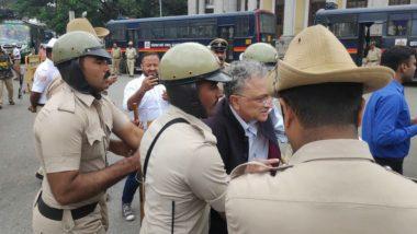 Ramachandra Guha Detained: বেঙ্গালুরুতে সংশোধিত নাগরিকত্ব আইনের বিরোধিতায় বিক্ষোভ দেখাতে গিয়ে আটক ইতিহাসবিদ রামচন্দ্র গুহ