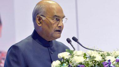 President Ram Nath Kovind: পকসো আইনে দোষী সাব্যস্তরা যেন ক্ষমা ভিক্ষার সুযোগ না পায়, বললেন রাষ্ট্রপতি রামনাথ কোবিন্দ