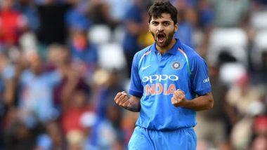 India vs West Indies 1st ODI 2019: চোটের কারণে ছিটকে গেলেন ভুবনেশ্বর কুমার, ওয়েস্ট ইন্ডিজের বিরুদ্ধে একদিনের সিরিজে দলে শার্দুল ঠাকুর