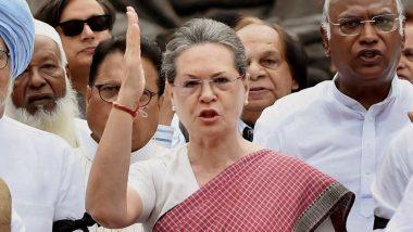 Sonia Gandhi to Meet President: নাগরিকত্ব সংশোধনী আইন প্রত্যাহারের দাবিতে সোনিয়া গান্ধীর নেতৃত্বে রামনাথ কোবিন্দের কাছে বিরোধীরা