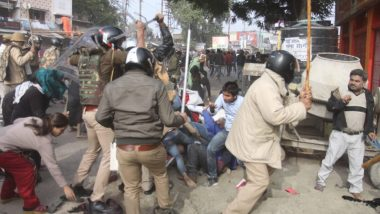 UP Police Raids Houses Following Anti-CAA Protests: সিএএ বিরোধী বিক্ষোভের দোহাই দিয়ে মুসলিম প্রধান বিজনোরে যোগীর রাজ্যের পুলিশের গুলি, মৃত ২ যুবক