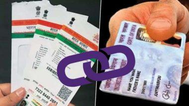 Pan-Aadhar Link: আগামী ৩১ ডিসেম্বরের মধ্যে লিঙ্ক করান প্যান-আধার, নাহলে বাতিল হবে প্যানকার্ড