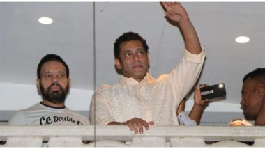 Salman Khan: ই-মেলে হুমকি! দু'ঘণ্টার মধ্যে বিস্ফোরণে উড়ে যাবে সলমন খানের বাড়ি!