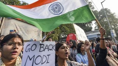 Go Back Modi Rally: নরেন্দ্র মোদির সফরের দ্বিতীয় দিনেও অব্যাহত বিক্ষোভ, ধর্মতলায় জমায়েত পড়ুয়াদের