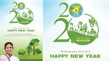 Happy New Year 2020 Wishes: নতুন বছরে সকলের আশা পরিপূর্ণ হওয়ার কামনায় মুখ্যমন্ত্রী মমতা ব্যানার্জি, শুভ নববর্ষ ২০২০-র মমতাময়ী শুভেচ্ছা