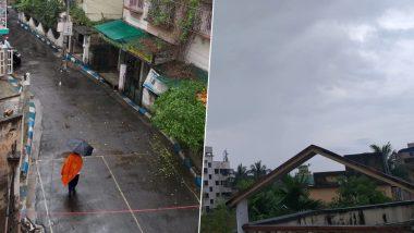 Kolkata Weather Update: রাত থেকেই কলকাতাসহ দক্ষিণবঙ্গের জেলায় জেলায় বৃষ্টি