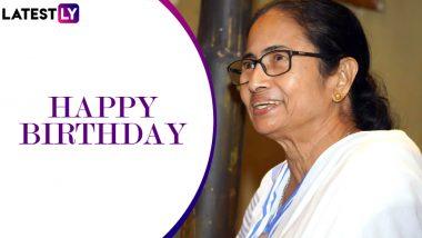 Happy Birthday Mamata Banerjee: নেত্রী নন, জননেত্রী; আজ শুভ জন্মদিন মুখ্যমন্ত্রী মমতা ব্যানার্জির