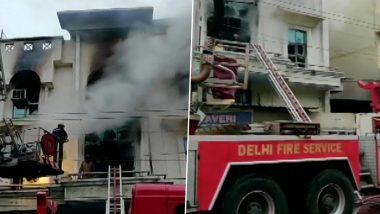 Delhi Fire: দিল্লিতে ফের আগুন, মৃত ১; রাজধানী যেন জতুগৃহ!