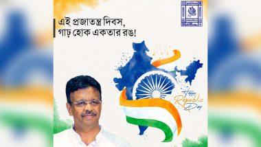 Kolkata Municipal Corporation: প্রজাতন্ত্র দিবসে ভারতের বিকৃত মানচিত্র পোস্ট করে বিতর্কে কলকাতা পৌরনিগম