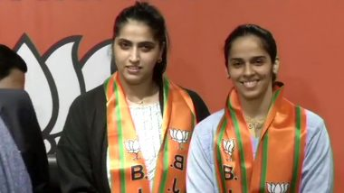 Badminton champion Saina Nehwal: 'প্রধানমন্ত্রীর সঙ্গে দেশের জন্য কাজ করতে চাই', বিজেপিতে যোগ দিয়ে বললেন সাইনা নেহওয়াল