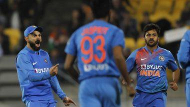 India vs New Zealand 4th T20I: ফের সুপার ওভারে ওয়েলিংটনে রুদ্ধশ্বাস জয় ভারতের, সিরিজে ৪-০ এগিয়ে বিরাট কোহলিরা