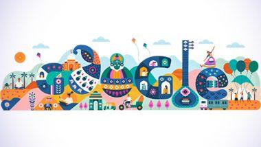 Happy Republic Day 2020: ভারতবর্ষের প্রজাতন্ত্র দিবস উপলক্ষে গোটা দেশের সংস্কৃতি ফুটে উঠল গুগল ডুডলের লোগোয়