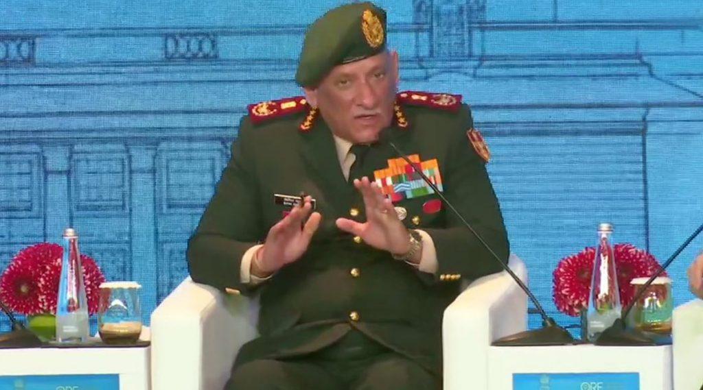 CDS Gen Bipin Rawat On Terrorism: সন্ত্রাসবাদের বিরুদ্ধে যুদ্ধ শেষ নয়, অ্যামেরিকার মতো লড়তে হবে: বিপিন রাওয়াত