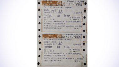 Rail Ticket In Bengali: 'বাংলা পক্ষ'-র সাফল্য, এবার থেকে ট্রেনের টিকিটে থাকবে বাংলা