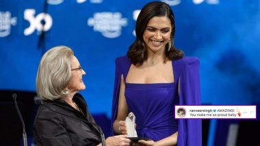 Deepika Padukone At Davos: নিন্দুকের মুখে ছাই! দাভোসে Crystal Award WEF 2020 ছিনিয়ে নিলেন দীপিকা পাদুকোন