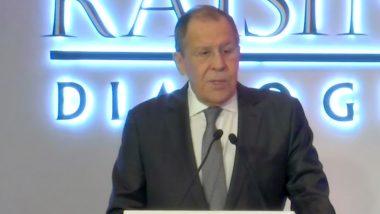Russian Foreign Minister Sergey Lavrov: 'রাষ্ট্রসংঘের নিরাপত্তা পরিষদের স্থায়ী সদস্য হওয়া উচিত ভারতের', বললেন রাশিয়ার বিদেশমন্ত্রী