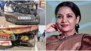 Shabana Azmi Injured: পথ দুর্ঘটনায় গুরুতর আহত অভিনেত্রী শাবানা আজমি, আহত স্বামী জাভেদ আখতারও