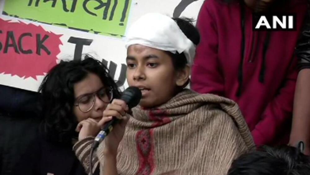 JNU Violence: হামলার ৩ ঘণ্টা আগে মুখোশধারীদের জড়ো হওয়ার বিষয়ে পুলিশকে জানান ঐশী ঘোষ