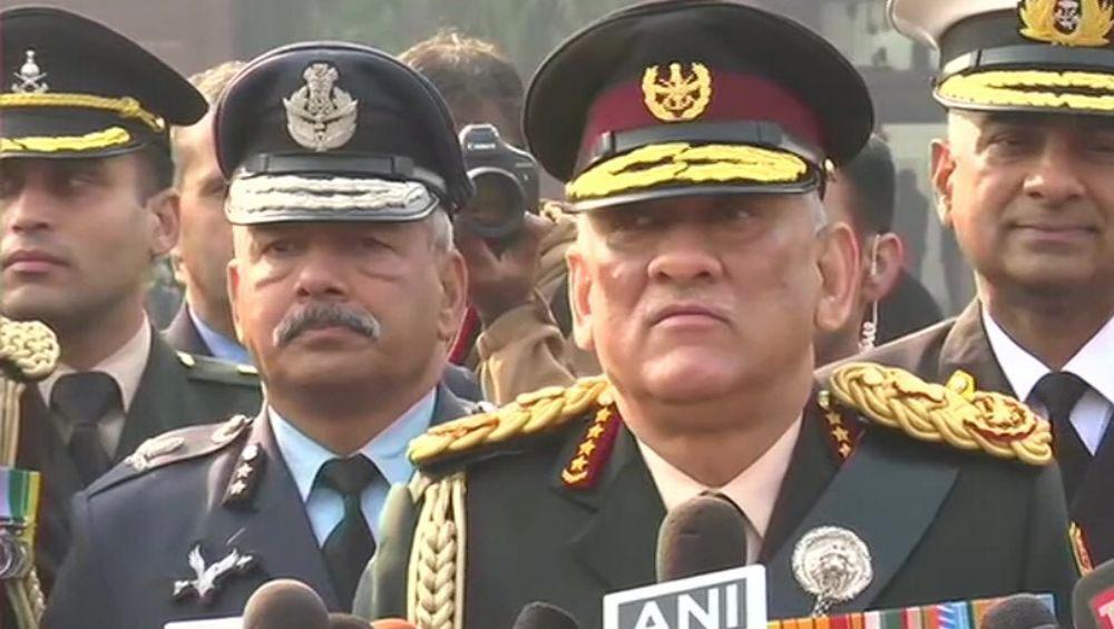 India-China Tension in Ladakh: ভারতের তিন বাহিনী চিনের হুমকির মোকাবিলায় সক্ষম: জেনারেল বিপিন রাওয়াত
