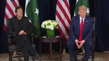 US-Pakistan Meeting: কাশ্মীর নিয়ে ফের ভারত-পাক সম্পর্কের মধ্যস্থতা করতে ইমরান খানের কাছে আগ্রহ প্রকাশ ডোনাল্ড ট্রাম্পের