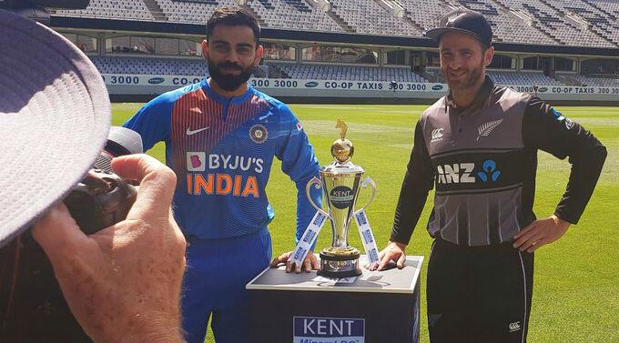 India vs New Zealand 1st T20I 2020: আগামীকাল ইডেন পার্কে প্রথম টি ২০-তে মুখোমুখি ভারত-নিউজিল্যান্ড, বিশ্বকাপে হারের বদলা নিতে মরিয়া কোহলিরা