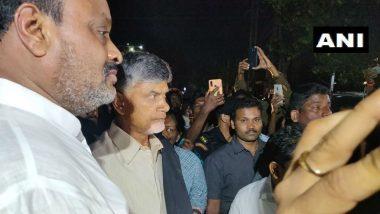 Andhra Pradesh Capital Row: তিন রাজধানীর বিরুদ্ধে প্রতিবাদে নেমে আটক অন্ধ্রপ্রদেশের প্রাক্তন মুখ্যমন্ত্রী চন্দ্রবাবু নাইডু