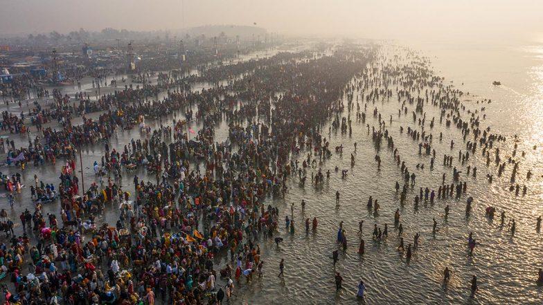 Gangasagar Mela 2020: ৪০ লাখেরও বেশি পুণ্যার্থী পুণ্যস্নান করলেন গঙ্গাসাগরে