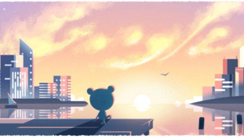 Happy New Year 2020: গুগলের সার্চ ইঞ্জিনে উঠল শুভ নববর্ষ ২০২০-র নতুন সূর্য, অভিনব ডুডল শুভেচ্ছায় মন কাড়ল নেটিজেনদের