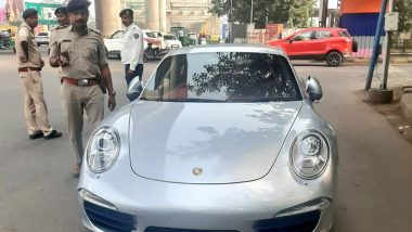 Gujarat: আটক Porsche গাড়ি ছাড়াতে প্রায় ২৮ লাখ টাকা জরিমানা দিলেন যুবক!