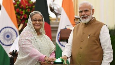 Sheikh Hasina Invites Narendra Modi: বঙ্গবন্ধু শেখ মুজিবুর রহমানের জন্মশতবার্ষিকীতে প্রধান অতিথি হিসেবে নরেন্দ্র মোদিকে আমন্ত্রণ শেখ হাসিনার