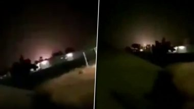 Missile Attack At Baghdad: রাত পেরোতেই বাগদাদের গ্রিন জোনে ফের জোড়া রকেট ছুড়ল ইরান
