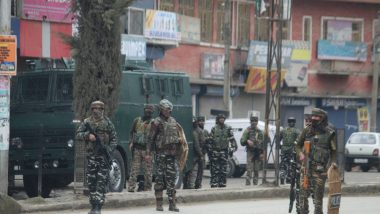 Hizbul Mujahideen terrorist Arrested: বারামুলায় গ্রেফতার হিজবুল জঙ্গি জুনেইদ ফারুক