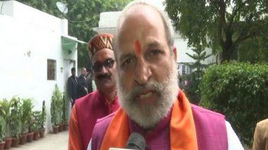 PM Narendra Modi Following Footprints Of Shivaji: 'নরেন্দ্র মোদির নেতৃত্বে ভারতীয়রা নিরাপদ তিনি শিবাজী মহারাজের মতো', প্রধানমন্ত্রীর সঙ্গে মারাঠা হিরোর তুলনা করে বিতর্কে বিজেপি নেতা