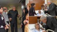 Jagdeep Dhankhar: কবি শঙ্খ ঘোষকে দেখতে স্ত্রীকে নিয়ে হাসপাতালে গেলেন রাজ্যপাল জগদীপ ধনখড়