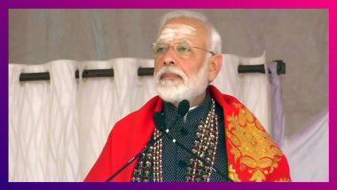 Narendra Modi In Karnataka: পাকিস্তানের বদলে সেদেশ থেকে প্রাণ বাঁচিয়ে আসা হিন্দু শরণার্থীদের বিরুদ্ধে প্রতিবাদ করছে কংগ্রেস, বললেন নরেন্দ্র মোদি