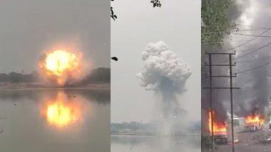 Naihati Blast: নৈহাটিতে বোমা নিষ্ক্রিয় করতে গিয়ে ফের বিপত্তি, কাঁপল কাঁচড়াপাড়া থেকে শ্যামনগর(দেখুন ভিডিও)