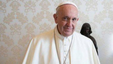 Vatican City: আর্শীবাদ নিতে আসা মহিলাকে চড়, সমালোচনার মুখে ক্ষমা চাইলেন পোপ ফ্রান্সিস